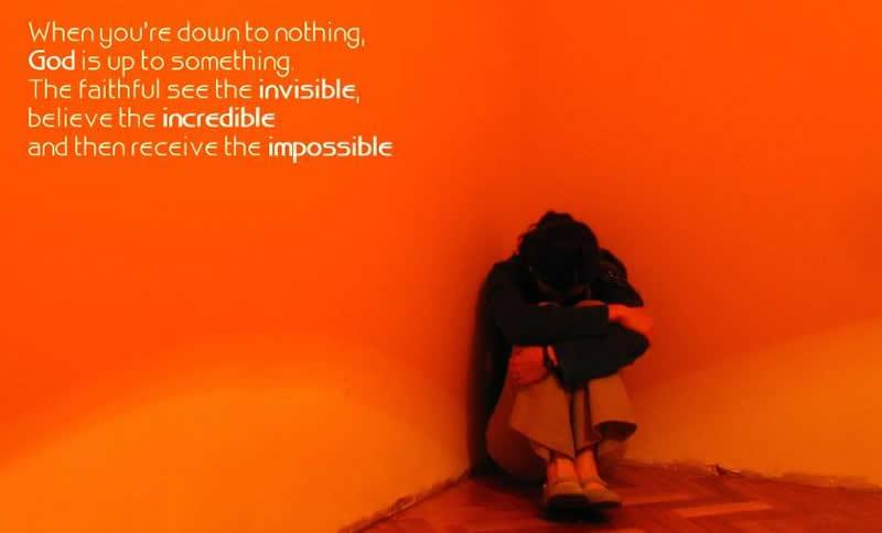 Alone