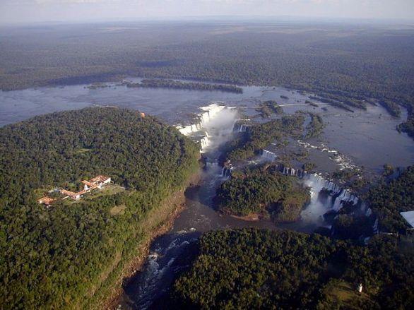 Καταρράκτες Igua Βραζιλία